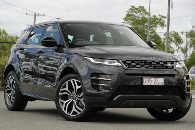 Used Land Rover Range Rover Evoque L551 MY20 R-Dynamic S Rocklea, 2019 Land Rover Range Rover Evoque L551 MY20 R-Dynamic S Carpathian Grey 9 Speed Sports Automatic