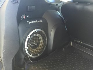 2010 Mitsubishi Outlander ZH MY11 VR-X Black 6 Speed Auto Sports Mode Wagon