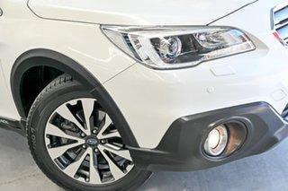 2016 Subaru Outback B6A MY16 2.0D AWD Premium White 6 Speed Manual Wagon.