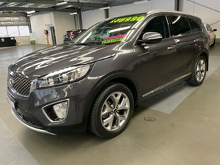 2016 Kia Sorento UM MY16 Platinum AWD Grey 6 Speed Sports Automatic Wagon