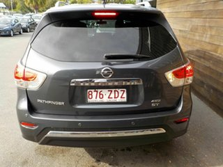 2014 Nissan Pathfinder R52 MY14 ST X-tronic 4WD Grey 1 Speed Constant Variable Wagon