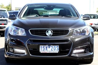 2014 Holden Commodore VF MY14 SS V Redline Black 6 Speed Sports Automatic Sedan