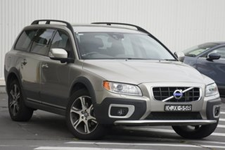 2013 Volvo XC70 BZ MY13 T6 Geartronic Gold 6 Speed Sports Automatic Wagon.