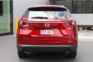 2020 Mazda CX-8 KG2WLA Sport SKYACTIV-Drive FWD Soul Red Crystal 6 Speed Sports Automatic Wagon
