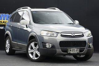 2011 Holden Captiva CG Series II 7 AWD LX Blue 6 Speed Sports Automatic Wagon.