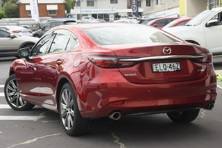 2020 Mazda 6 GL1033 Atenza SKYACTIV-Drive Red 6 Speed Sports Automatic Sedan.