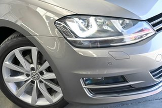 2016 Volkswagen Golf VII MY17 110TSI DSG Highline Grey 7 Speed Sports Automatic Dual Clutch.