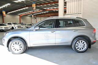 2016 Volkswagen Touareg 7P MY16 V6 TDI Tiptronic 4MOTION Grey 8 Speed Sports Automatic Wagon