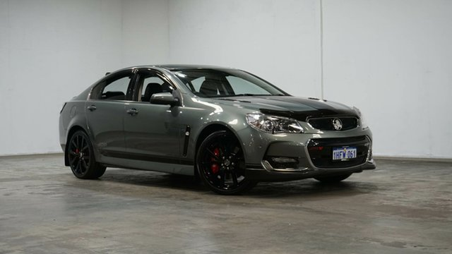 Used Holden Commodore VF II MY16 SS V Redline Welshpool, 2016 Holden Commodore VF II MY16 SS V Redline 6 Speed Sports Automatic Sedan