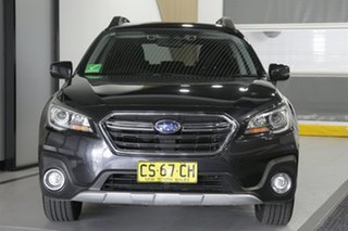 2018 Subaru Outback MY17 2.5I (fleet Edition) Grey Continuous Variable Wagon