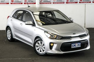 2018 Kia Rio YB MY18 S 4 Speed Automatic Hatchback.