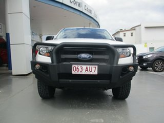 2017 Ford Ranger PX MkII MY17 Update XL 3.2 (4x4) White 6 Speed Automatic Super Cab Chassis