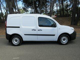 2015 Renault Kangoo F61 Phase II White 5 Speed Manual Van.