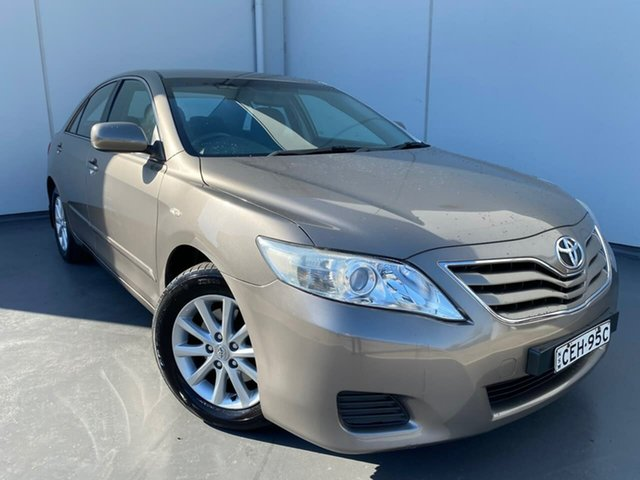 Used Toyota Camry ACV40R Altise Liverpool, 2011 Toyota Camry ACV40R Altise Grey 5 Speed Automatic Sedan