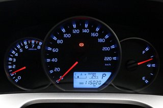 2016 Toyota RAV4 ZSA42R MY17 GX (2WD) White Continuous Variable Wagon
