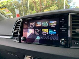 2020 Skoda Karoq NU MY21 110TSI FWD Grey 8 Speed Automatic Wagon