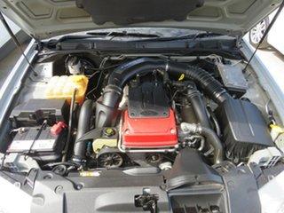 2008 Ford Falcon G6E Turbo Sedan