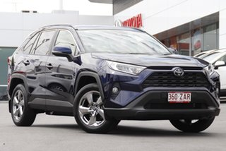 2019 Toyota RAV4 Mxaa52R GXL 2WD Saturn Blue 10 Speed Constant Variable Wagon.