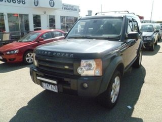 2005 Land Rover Discovery 3 SE Blue 6 Speed Sports Automatic Wagon