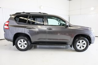 2015 Toyota Landcruiser Prado GDJ150R GXL Grey 6 Speed Sports Automatic Wagon.