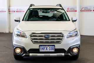 2016 Subaru Outback MY16 2.5I Premium AWD White Continuous Variable Wagon