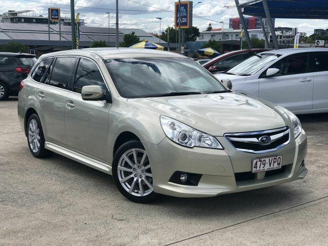 Used Subaru Liberty B5 MY11 2.5i Lineartronic AWD Chermside, 2011 Subaru Liberty B5 MY11 2.5i Lineartronic AWD Gold 6 Speed Constant Variable Wagon