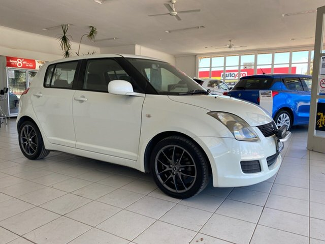 Used Suzuki Swift EZ S Loxton, 2007 Suzuki Swift EZ S 5 Speed Manual Hatchback