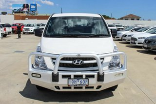 2015 Hyundai iLOAD TQ2-V MY15 White 5 Speed Automatic Van