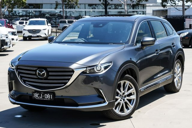 Used Mazda CX-9 TC Azami SKYACTIV-Drive i-ACTIV AWD Narre Warren, 2019 Mazda CX-9 TC Azami SKYACTIV-Drive i-ACTIV AWD Grey 6 Speed Sports Automatic Wagon