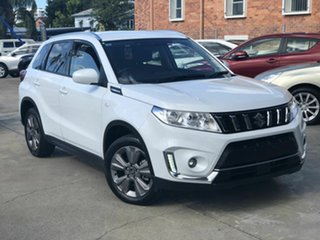 2019 Suzuki Vitara LY Series II 2WD White 6 Speed Sports Automatic Wagon.