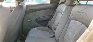 2010 Holden Barina Spark MJ MY11 CD Green 5 Speed Manual Hatchback