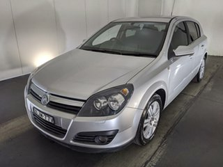 2006 Holden Astra AH MY06.5 CDTi Silver 6 Speed Sports Automatic Hatchback
