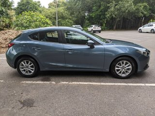 2015 Mazda 3 BM5476 Maxx SKYACTIV-MT Blue 6 Speed Manual Hatchback
