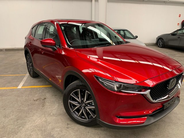 New Mazda CX-5 KF4WLA GT SKYACTIV-Drive i-ACTIV AWD Alexandria, 2020 Mazda CX-5 KF4WLA GT SKYACTIV-Drive i-ACTIV AWD Soul Red Crystal 6 Speed Sports Automatic Wagon