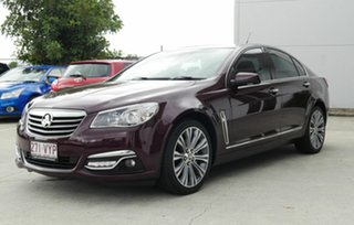 2015 Holden Calais VF II MY16 V Purple 6 Speed Sports Automatic Sedan.