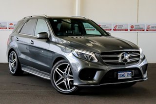 2017 Mercedes-Benz GLE350d 4Matic 166 MY17 Grey 9 Speed Automatic Wagon.