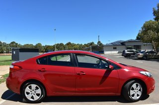2013 Kia Cerato TD MY13 S Red 6 Speed Sports Automatic Sedan.