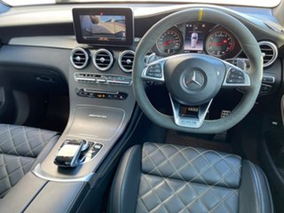 2019 Mercedes-Benz GLC-Class X253 800MY GLC63 AMG SPEEDSHIFT MCT 4MATIC+ S Grey 9 Speed