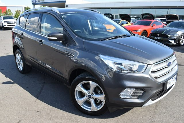 Used Ford Escape ZG 2019.75MY Trend Essendon Fields, 2019 Ford Escape ZG 2019.75MY Trend Magnetic 6 Speed Sports Automatic SUV