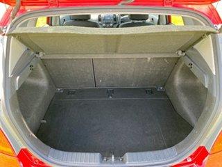 2009 Hyundai i30 FD MY09 SX Red 4 Speed Automatic Hatchback