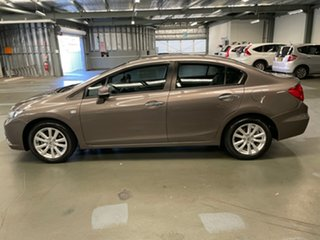 2013 Honda Civic 9th Gen Ser II VTi-LN Bronze 5 Speed Sports Automatic Sedan