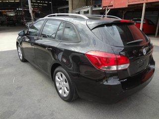 2015 Holden Cruze JH MY16 CD Black 6 Speed Automatic Sportswagon