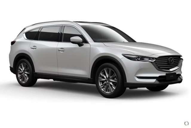 New Mazda CX-8 KG2W2A GT SKYACTIV-Drive FWD Waitara, 2020 Mazda CX-8 KG2W2A GT SKYACTIV-Drive FWD White 6 Speed Sports Automatic Wagon