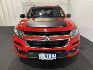 2018 Holden Colorado RG MY19 Z71 Pickup Crew Cab Red 6 Speed Sports Automatic Utility.