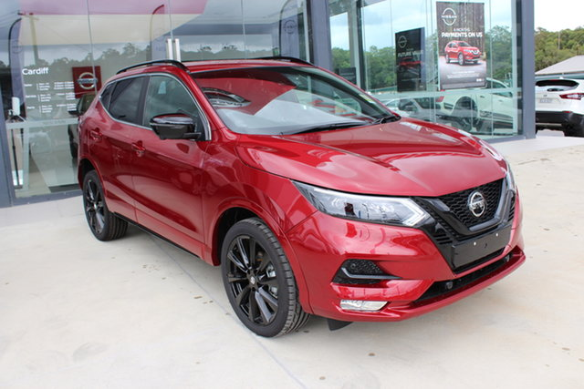 New Nissan Qashqai J11 Series 3 MY20 Midnight Edition X-tronic Cardiff, 2020 Nissan Qashqai J11 Series 3 MY20 Midnight Edition X-tronic Magnetic Red 1 Speed