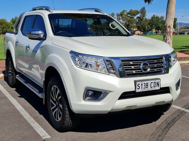 Used Nissan Navara D23 ST-X Nailsworth, 2016 Nissan Navara D23 ST-X White 7 Speed Sports Automatic Utility