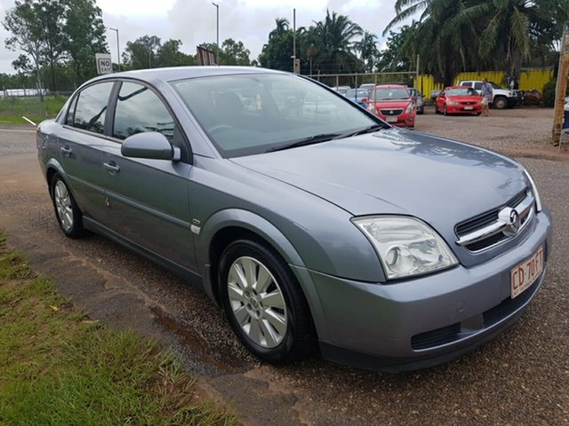 Used Holden Vectra ZC MY2004 CD Pinelands, 2004 Holden Vectra ZC MY2004 CD Silver 5 Speed Automatic Sedan