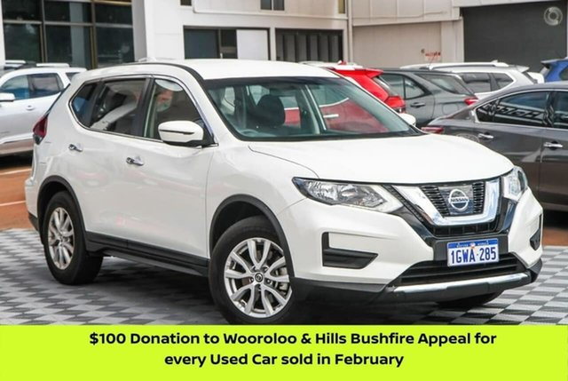 Used Nissan X-Trail T32 Series II ST X-tronic 2WD Attadale, 2019 Nissan X-Trail T32 Series II ST X-tronic 2WD White 7 Speed Constant Variable Wagon