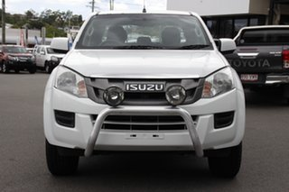 2015 Isuzu D-MAX MY15 SX Crew Cab 4x2 High Ride White 5 Speed Sports Automatic Utility