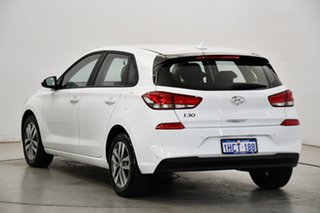 2020 Hyundai i30 PD2 MY20 Active Polar White 6 Speed Sports Automatic Hatchback